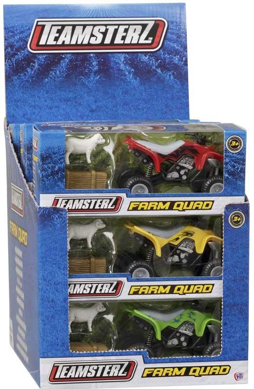 Wholesalers of Farm Quad toys